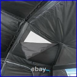 NEW Ozark Trail 14 x 10 Dark Rest Instant Cabin Tent Sleeps 10 Camping Outdoor