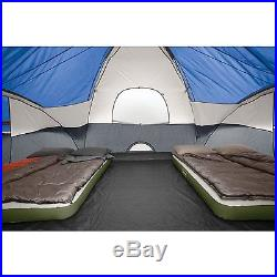 NEW & SEALED! Coleman 8-Person Red Canyon Tent with Weathertec System (Blue)