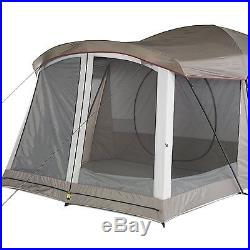 NEW Wenzel Klondike 16 X 11 Feet 8 Person Family Camping Cabin Dome Tent