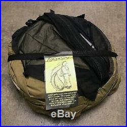 NOS CATOMA WOLVERINE EBNS Shelter Coyote Brown Bednet System Complete Set No Box