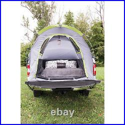 Napier 19 Series Backroadz Full Size Regular Bed 2 Person Truck Tent, Gray/Green