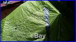 Nemo Equipment Dagger 2 Person Green Tent withfootprint
