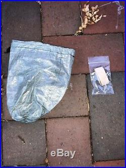 Never Used Zpacks Hexamid Pocket Tarp (witho doors)