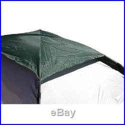 New 2 Person Camping Tent Outdoor Dome Hiking Instant Backpacking Shelter Green