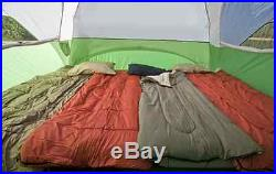 New Coleman Outdoor Camping 6-Person Family Screened Dome Tent Waterproof Hiking