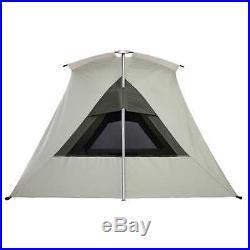 New Kodiak Canvas 6086 2-Person Flex Bow Waterproof Camping Tent