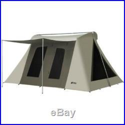 New Kodiak Canvas Tent 6041VX 10x14 Camping VX Series 8 Person Base Scout Camp