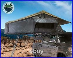 Nomadic 3 Ext. Roof Top Tent Gray Body, Green Rain Fly LOADED + FREE Bonus Pack
