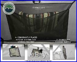 Nomadic 4 Ext. Roof Top Tent Gray Body, Green Rain Fly LOADED + FREE Bonus Pack