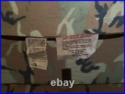 North Face ECWT Camo Tent NEW Extreme Cold Weather Military Issue Mystery Ranch