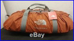 North Face Meadowland 4 Hiking Tent AJRTK55-OS only used once