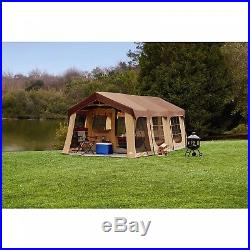 Northwest Territory Front Porch Cabin Tent 10 Person (20' x 10')