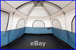 OZARK 10-PERSON 2 ROOM CABIN TENT WATERPROOF RAINFLY CAMPING HIKING OUTDOOR NEW
