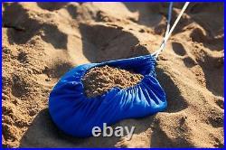 OZoola Beach Tent with Sandbags UPF 50+ Sun Protection