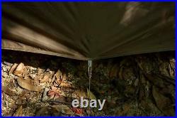 OneTigris Backwoods Bungalow Ultralight Bushcraft Shelter 2.0