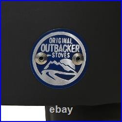 Outbacker Firebox Eco Burn Range Oven Portable Wood Tent Stove