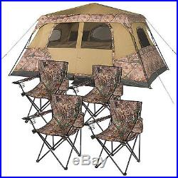 Outdoor C&ing Hunting Hiking 8 Person Sleep Instant Cabin Window Private Tent  sc 1 st  Small C&ing Tents & Outdoor Camping Hunting Hiking 8 Person Sleep Instant Cabin Window ...