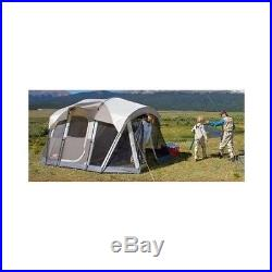 Outdoor Camping Tent Shelter Family 6 Person Screened 2 Room Portable Coleman