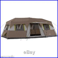 Outdoor Family Tent Camping Extra Large 10 Person 3 Room Cabin Gear Shelter NIB