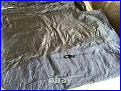 Outdoor Research (OR) Highland bivy sack tent super lightweight