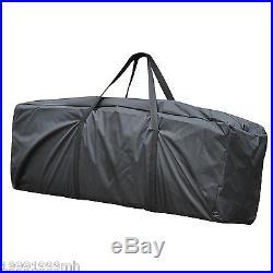 Outsunny 10x20 FT Folding Pop Up Tent Wedding Party Event Gazebo Canopy Blue