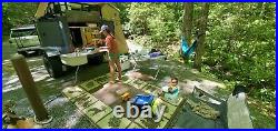 Overland Off-Road Camper Trailer
