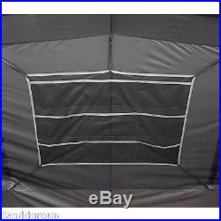 Ozark Trail 10 Person 2 Room Dark Rest Instant Cabin Tent Large Camping Outdoor