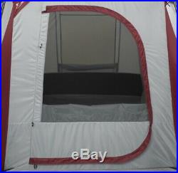 Ozark Trail 10 Person 3-Room Instant Cabin Tent Large Outdoor Camping Light NEW
