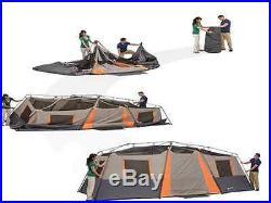 Ozark Trail 12-Person 3-Room Instant Cabin Tent