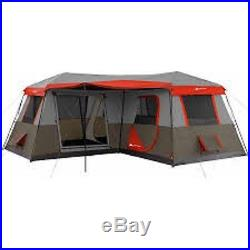 Ozark Trail 12 Person 3 Room Instant Tent Pop Up Cabin