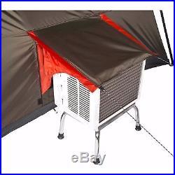 Ozark Trail 12 Person 3 Room L-Shaped Instant Cabin Tent NEW (TAX FREE)