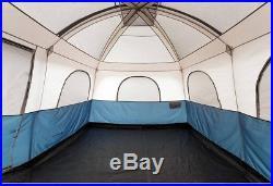 Ozark Trail 14 X 10 Family Cabin Tent, Sleeps 10