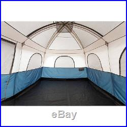 Ozark Trail 14' X 10' Family Cabin Tent, Sleeps 10 Hiking, Camping Rainfly New