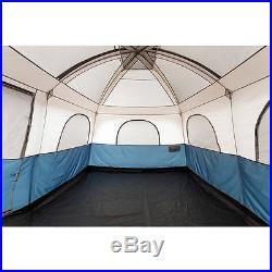 Ozark Trail 14' x 10' Family Cabin Tent, Sleeps 10