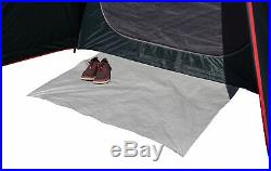 Ozark Trail 16 Person Family Spacious Outdoor Cabin House Tent Camp Red Gray NEW