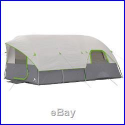Ozark Trail 16′ x 8′ Modified Dome Tunnel Tent, Sleeps 8
