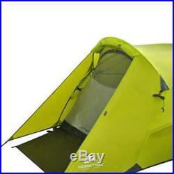 Ozark Trail 2-Person Waterproof Geo Backpacking Tent Camping Hunting Hiking