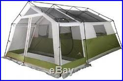 Ozark Trail 8 Person Family Cabin Tent With Screen Porch