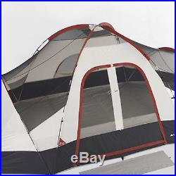 Ozark Trail 8 Person Instant Room Cabin Family Tent Large Camping Hiking Outdoor