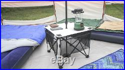 Ozark Trail 8 Person Large Yurt Tent Family Camping Outdoor Hiking Fast Setup