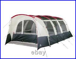 Ozark Trail Hazel Creek 16 Person Tunnel Tent For Family Group Camping, 18x12
