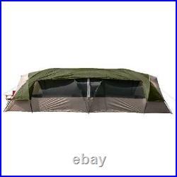 Ozark Trail Hazel Creek 20-Person Tunnel Tent with 2 Entrances