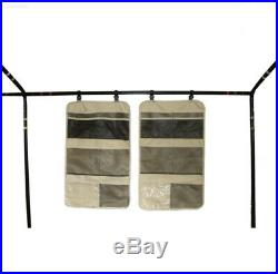 Ozark Trail North Fork 12' x 10' Wall Outfitter Tent with Stove Jack Camping New