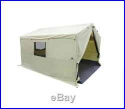 Ozark Trail North Fork 12′ x 10′ Wall Tent with Stove Jack