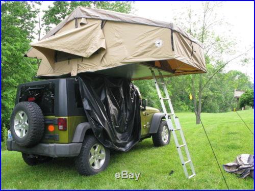 Pak-Meister BaseCamp Roof Top Tent