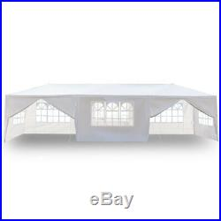 Party Tent 3 x 9m Eight Sides Two Doors Waterproof Tent with Spiral Tubes