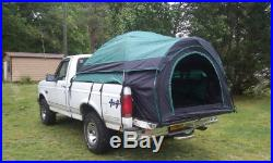 Pick Up Truck Bed Camping Tent 1500mm Water-Resistant Sleeps 2 Fits Beds 79-81