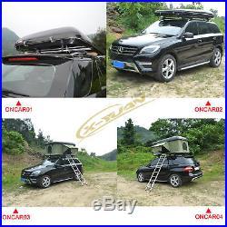 Pop Up ABS Hard Shell Overlander Camping Car/Truck/Suv/Van Roof Top Tent