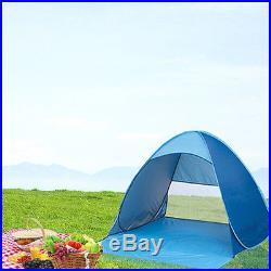 Pop Up Cabana Beach Shelter Infant Sand Tent Sun Shade LT
