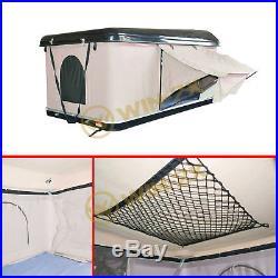 Pop Up Fiberglass Hard Shell Overlander Camping Car/Truck/Suv/Van Roof Top Tent